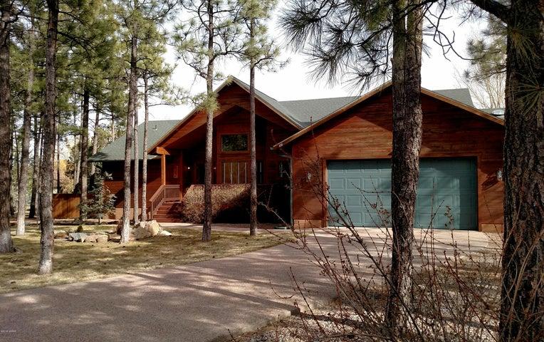 2148 Driftwood Circle, Lakeside, AZ 85929