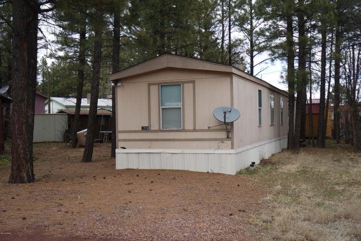 2776 Marjay Court, Lakeside, AZ 85929