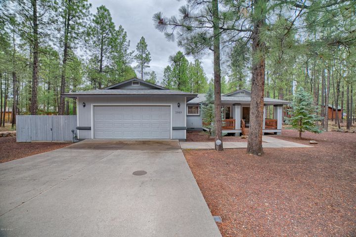 2849 Blue Lake Circle, Pinetop, AZ 85935