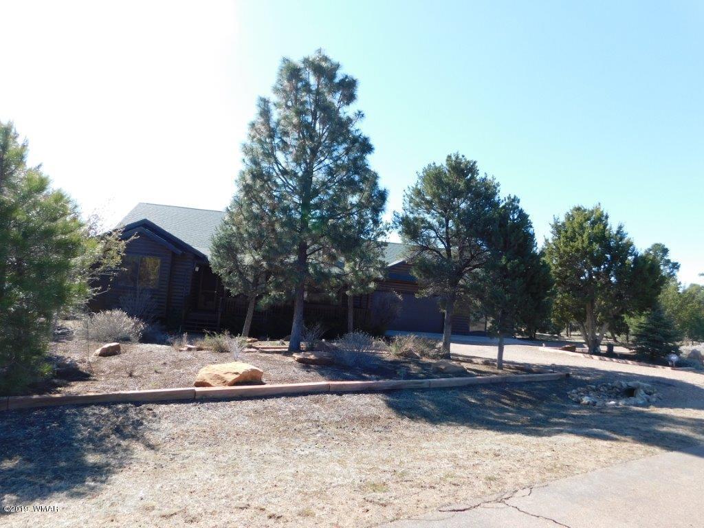 2861 Four Point Circle, Overgaard, AZ 85933