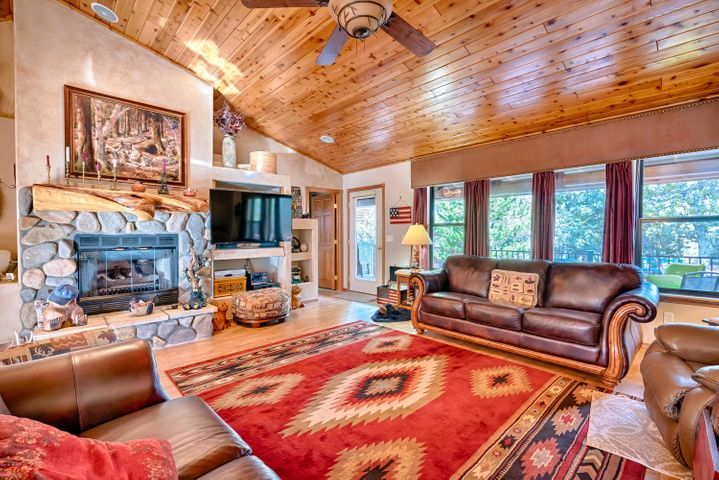 Your Cozy Cabin in the Woods