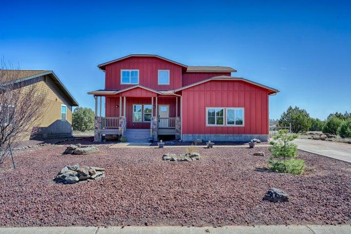 1021 S Ridgeline Drive, Show Low, AZ 85901