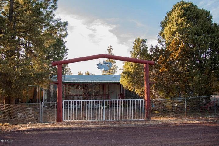 2066 Grey Squirrel Trail, Heber, AZ 85928