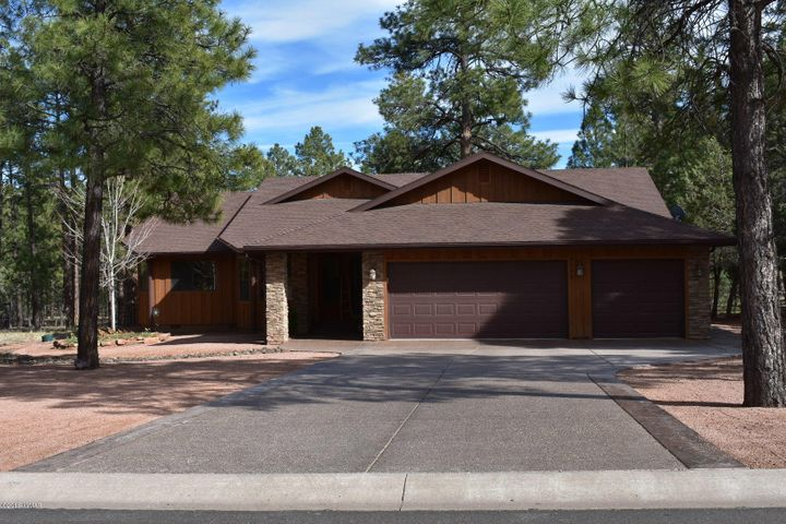 4606 Mountain Gate Circle, Lakeside, AZ 85929