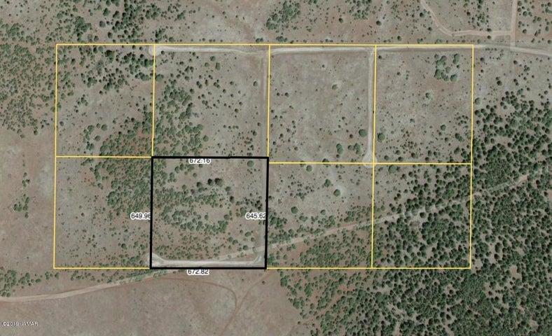 Lot 4 Red Cabin Ranch, Vernon, AZ 85940