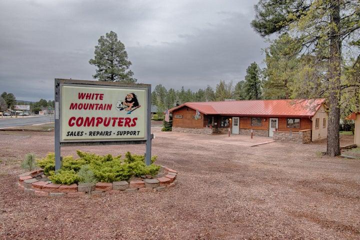 3045 W White Mountain Boulevard, Lakeside, AZ 85929