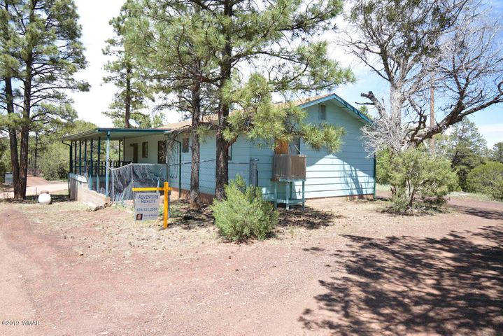 1507 Eagle Rest Road, Pinedale, AZ 85934