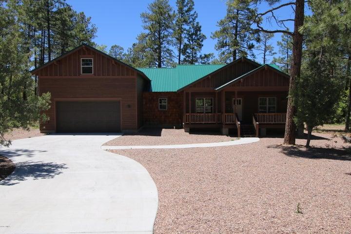 5013 Silver Mountain Drive, Lakeside, AZ 85929
