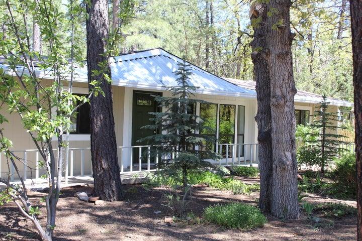 1791 S Hart Lake Lane, Lakeside, AZ 85929