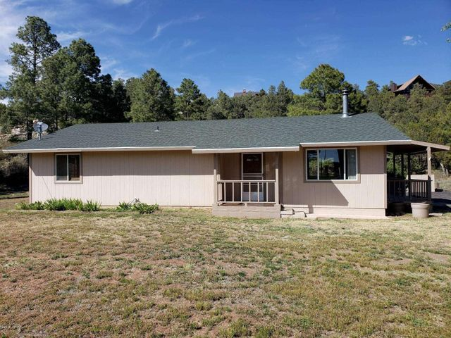 2823 Zane Grey Boulevard, Overgaard, AZ 85933