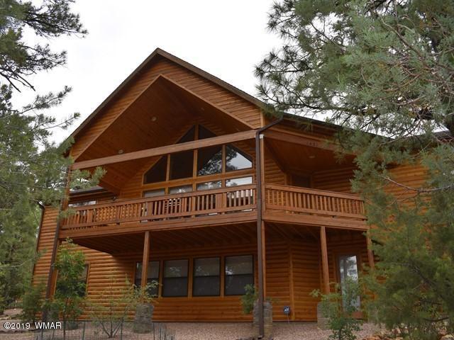 1431 E Pine Oaks Drive, Show Low, AZ 85901