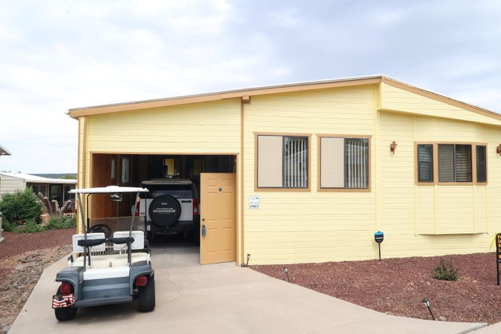1907 Foxtrot Lane, Show Low, AZ 85901