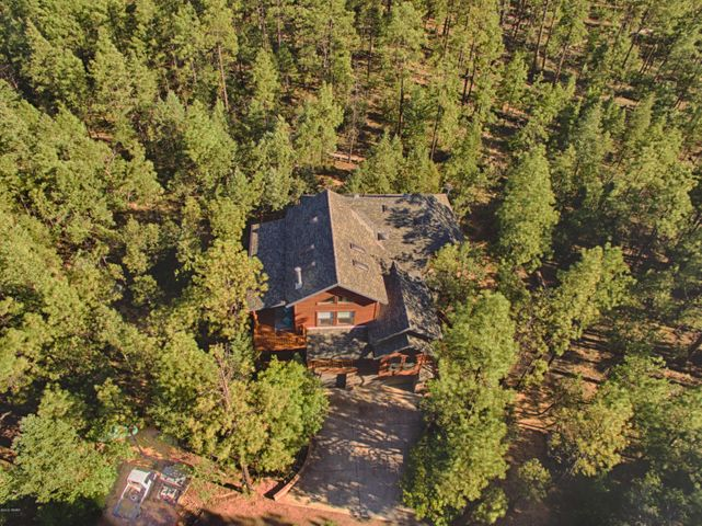 Tall Pines on 5 acres