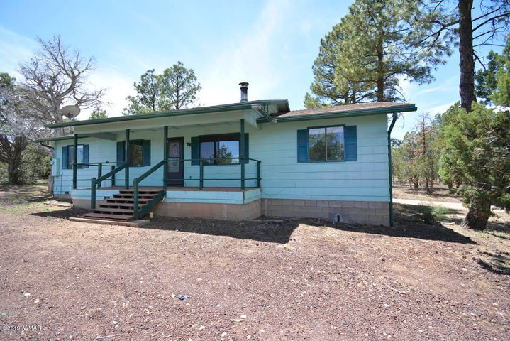 1507 Eagle Rest Road, Pinedale, AZ 85934