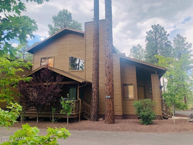 4484 Stone Pine Drive, Pinetop, AZ 85935
