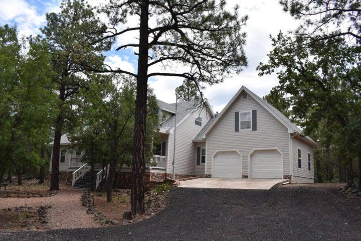 598 W Stardust Drive, Lakeside, AZ 85929