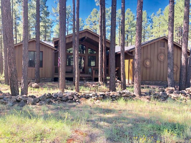 9245 Morgan Mountain Drive, Lakeside, AZ 85929