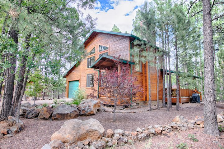 3171 Whistle Loop, Pinetop, AZ 85935
