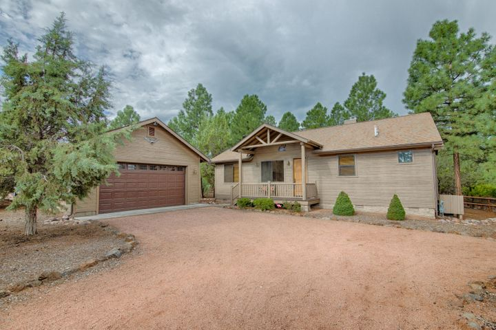 360 N Retreat Drive, Show Low, AZ 85901