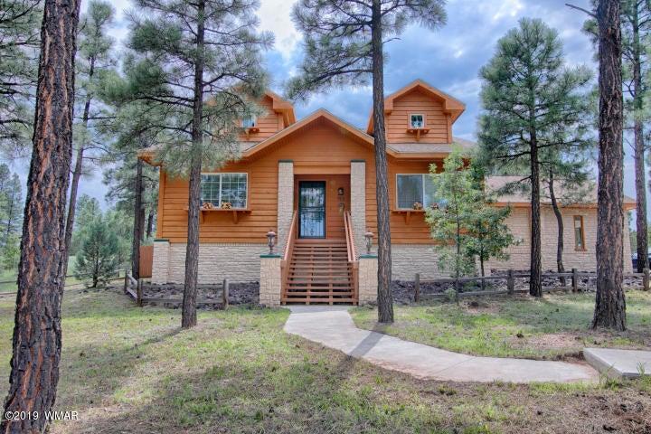 760 S Pine Haven Drive, Show Low, AZ 85901