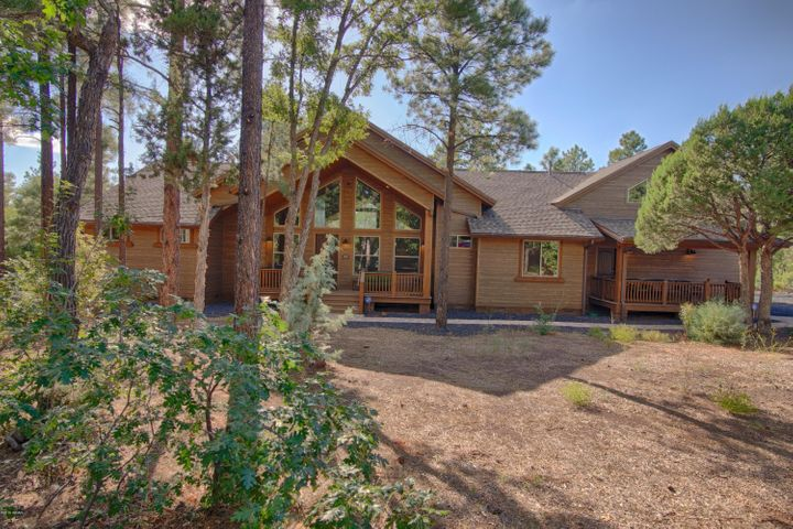 1040 S Falling Leaf Road, Show Low, AZ 85901