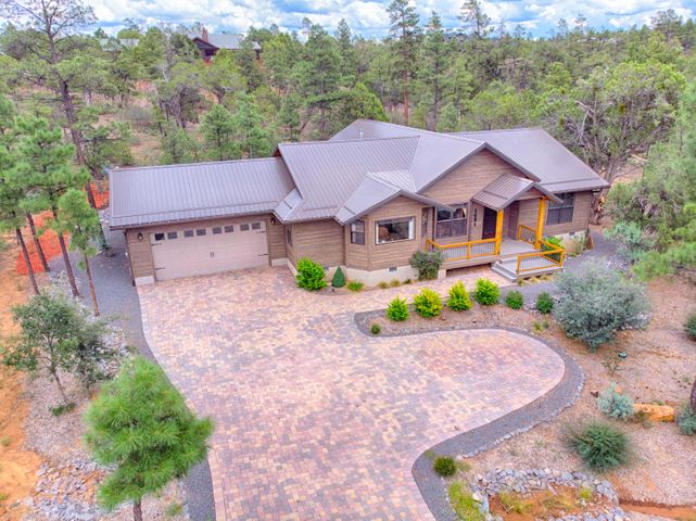 1691 Snow Creek Loop, Show Low, AZ 85901