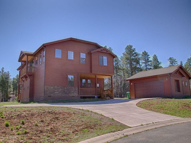 1761 S Alder Leaf Lane, Show Low, AZ 85901