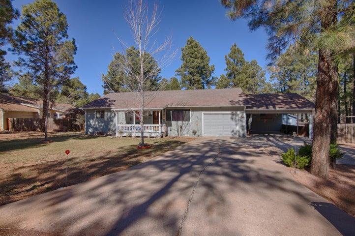 5356 Knottingham Lane, Lakeside, AZ 85929