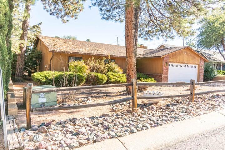 109 S Forest Park Drive, Payson, AZ 85541