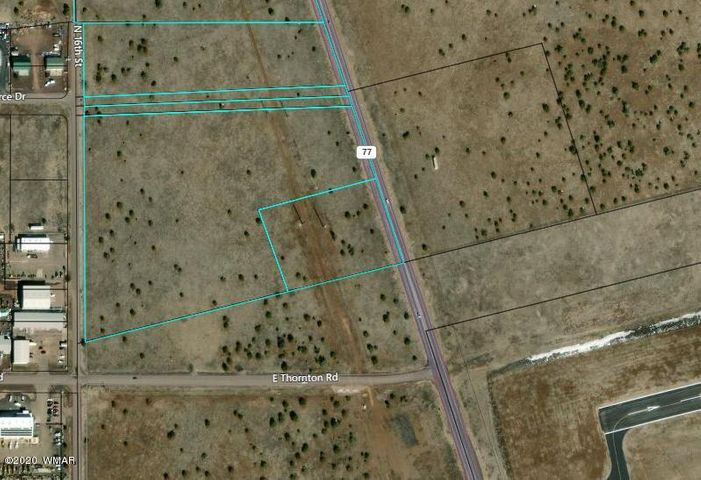 0000 N Commerce Drive and 16th Street, Show Low, AZ 85901