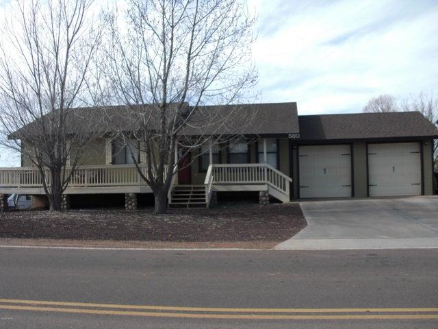 580 Love Lake Road, Snowflake, AZ 85937