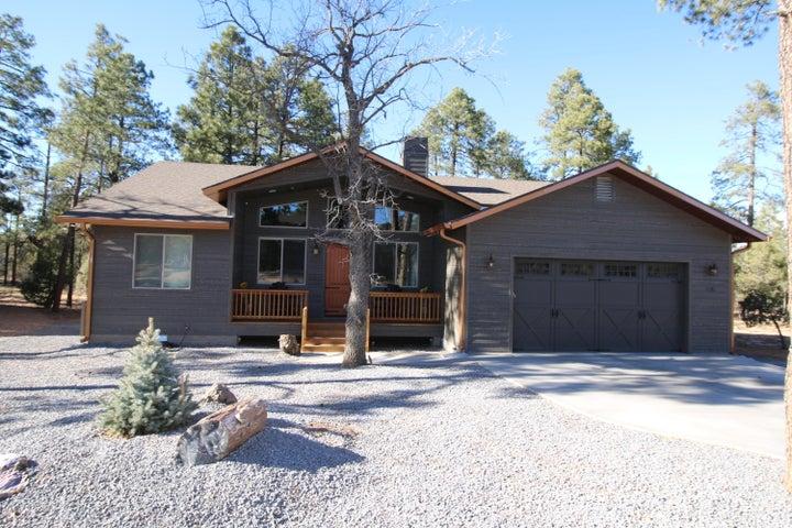 5015 Silver Mountain Drive, Lakeside, AZ 85929