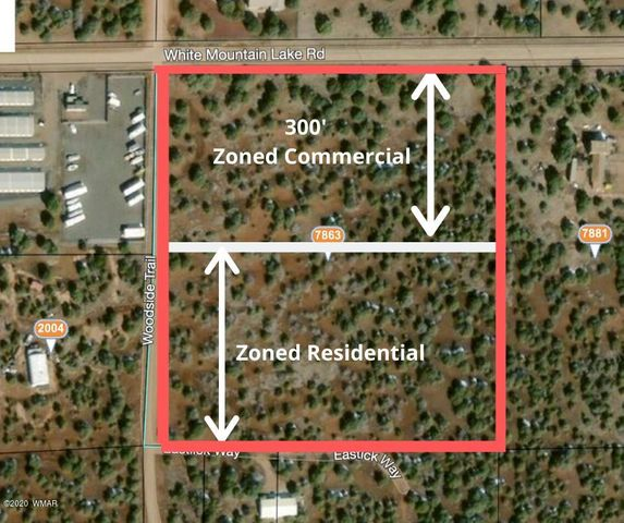 10 Acres Commercial-Residential