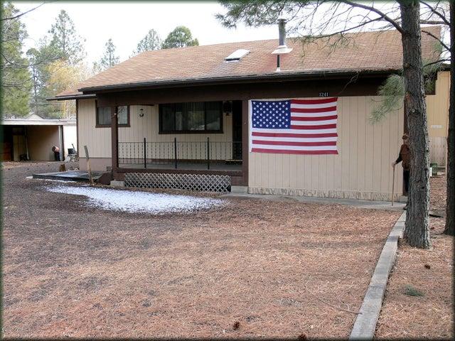 1241 W Pima Lane, Lakeside, AZ 85929