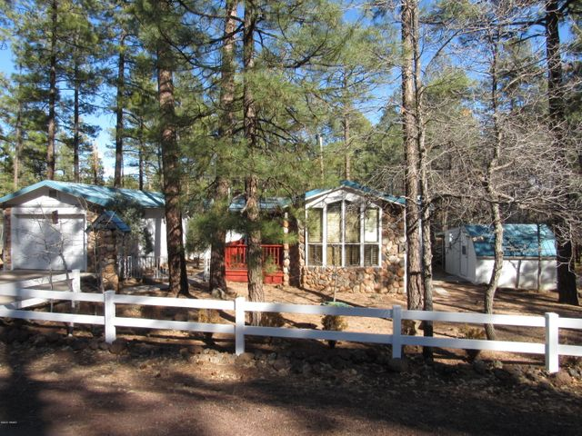 3015 S Pinetop Mountain Lane, Pinetop, AZ 85935