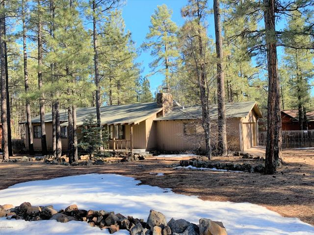 8185 Buck Springs Road Pinetop