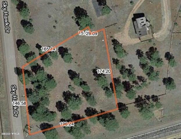 2737 Skyhawk Drive, Overgaard, AZ 85933
