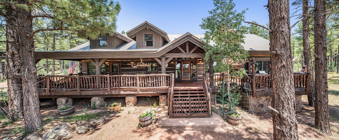 9722 E Forest Road, Lakeside, AZ 85929