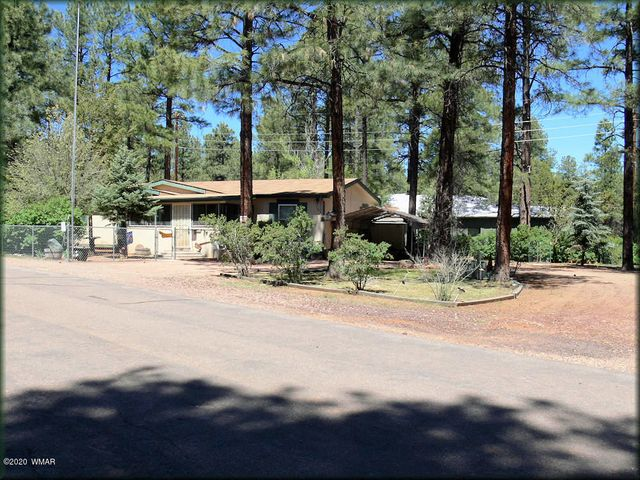 2170 Lone Star Drive, Overgaard, AZ 85933