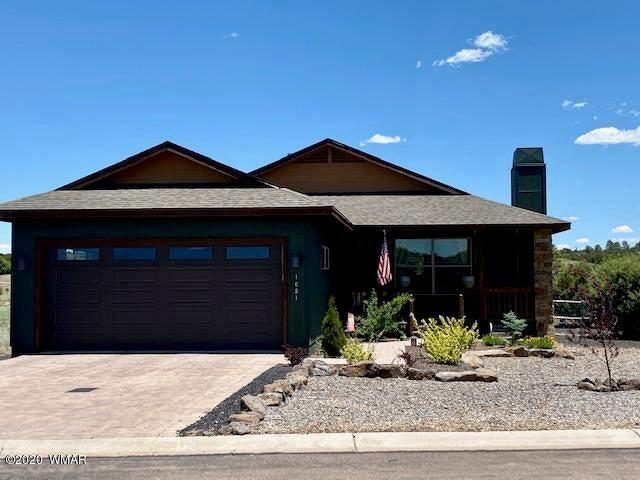 1081 S Lorenzo Sitgreaves Drive, Show Low, AZ 85901