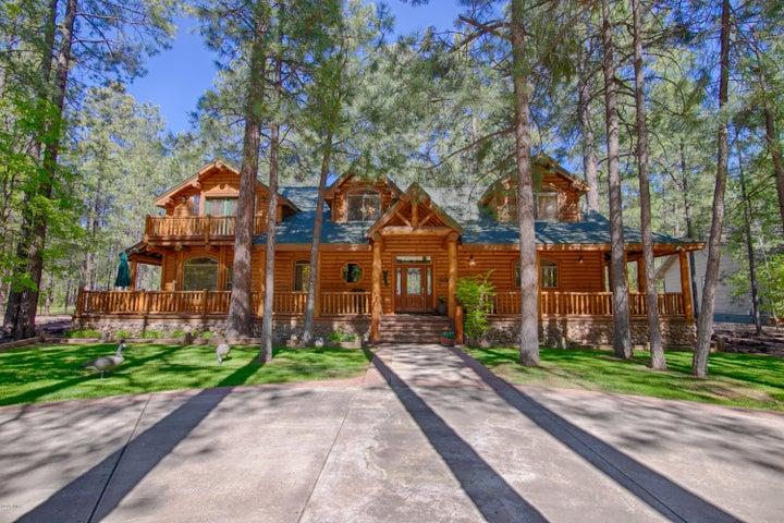 3207 Deep Forest Drive, Pinetop, AZ 85935
