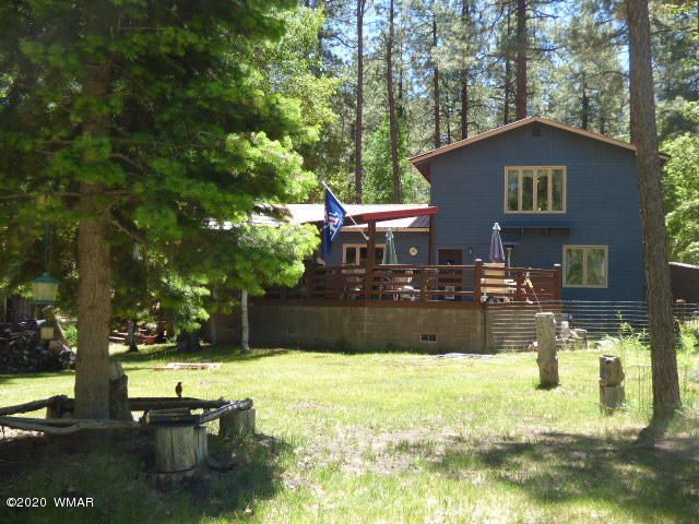7 County Road N2123, Alpine, AZ 85920