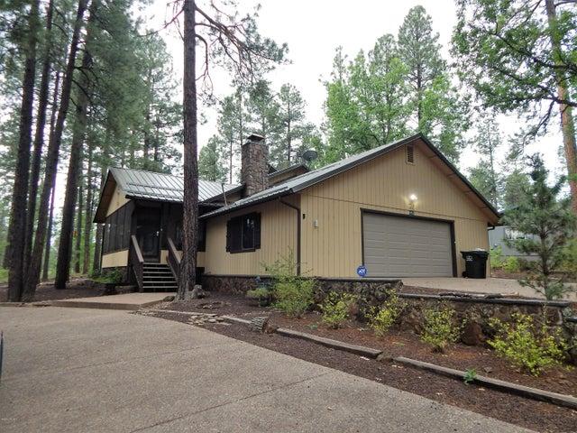 6687 Cinder Mountain Drive, Pinetop, AZ 85935