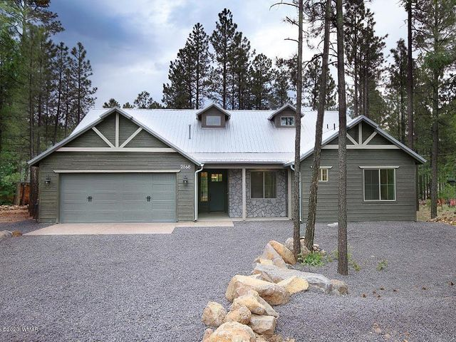 2568 Crossman Court, Pinetop, AZ 85935
