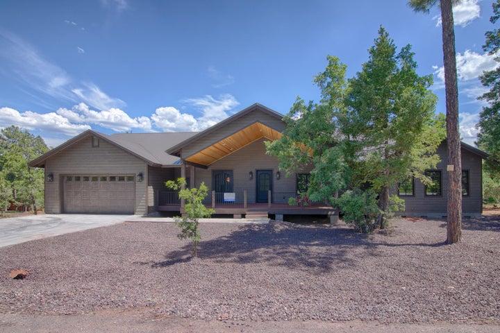 2153 Rim Road, Lakeside, AZ