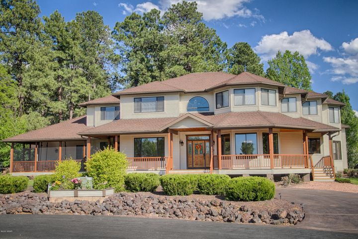 2295 Dragon Fly Lane, Lakeside, AZ 85929