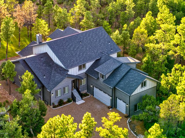 2100 S Elk Run Drive, Show Low, AZ 85901