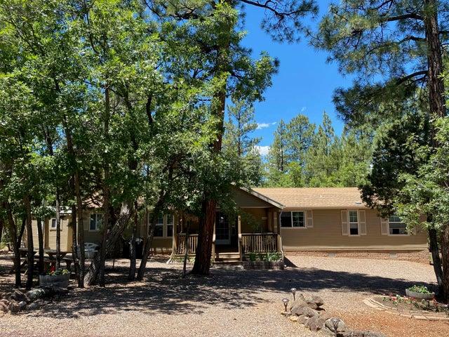 729 Eagle Loop, Lakeside, AZ 85929