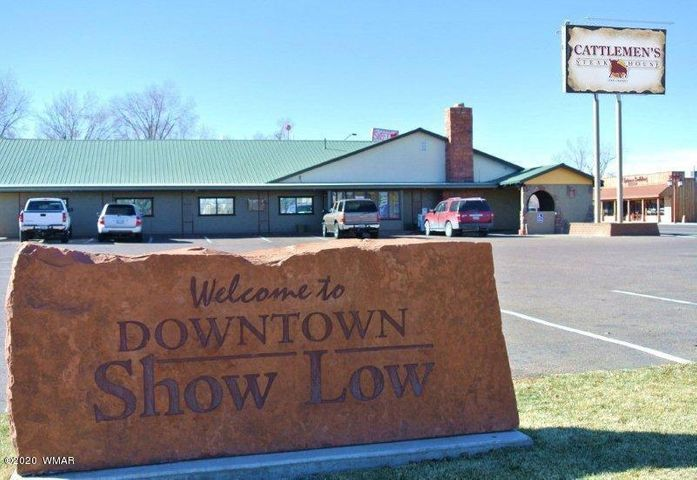 1231 E Deuce Of Clubs, Business Only, Show Low, AZ 85901