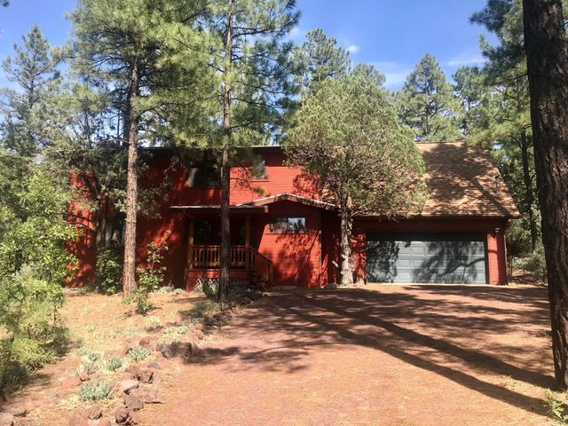 1267 N Springer Mountain Drive, Pinetop, AZ 85935
